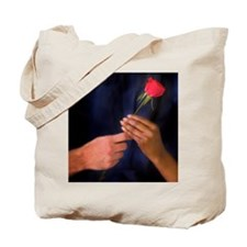 The Rose Exchange Tote Bag