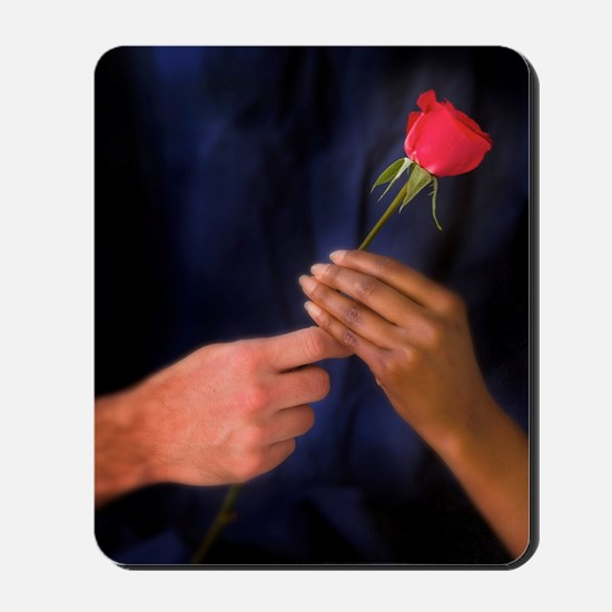 The Rose Exchange Mousepad