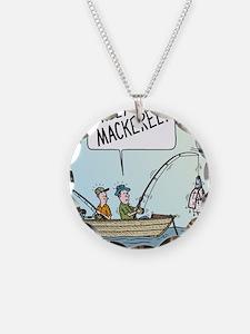 Holy Mackerel! Necklace