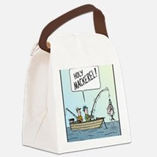 Holy Mackerel! Canvas Lunch Bag