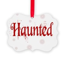 Haunted Ornament