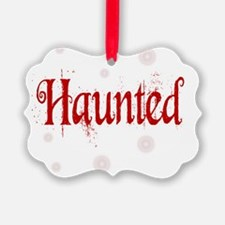 Haunted Ornament