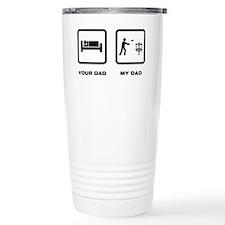 Disk-Golf-ABL1 Travel Coffee Mug