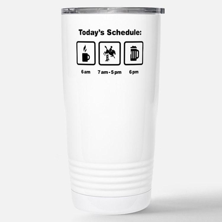 Equestrian-ABI1 Travel Mug