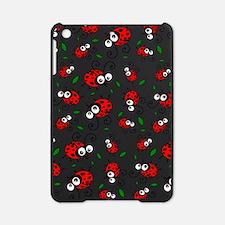 Cute Ladybug pattern iPad Mini Case