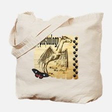 Cryptozoology Where The Wild Things Are Tote Bag