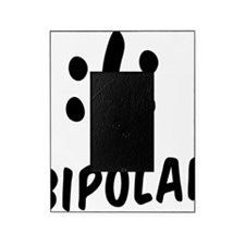 Bipolar Emoticon Picture Frame