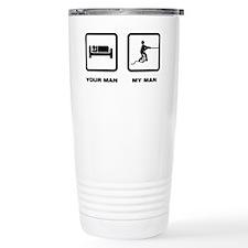 Tug-Of-War-ABK1 Travel Coffee Mug