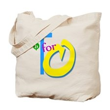 TFO Acronym Shadow Tote Bag