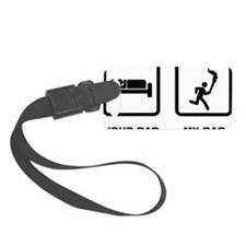 Torch-Bearer-ABL1 Luggage Tag