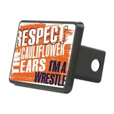 Respect Cauliflower Ears Hitch Cover