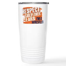 Respect Cauliflower Ear Travel Mug