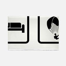 Paragliding-ABL1 Rectangle Magnet