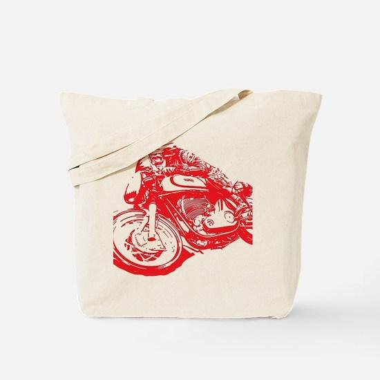 Norton Cafe Racer Tote Bag