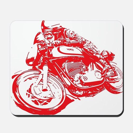 Norton Cafe Racer Mousepad
