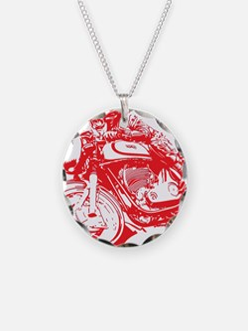 Norton Cafe Racer Necklace