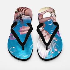 mtmoto_shower_curtain Flip Flops