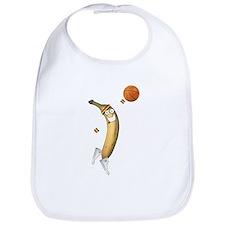 Banana sketball Bib