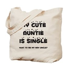 Cute Auntie Tote Bag