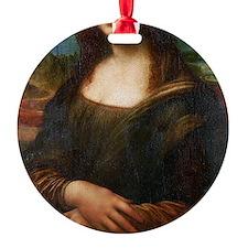 Mona Lisa Ornament