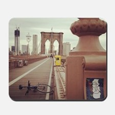 Brooklyn Bridge Mousepad
