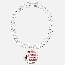 DEFENSE SHUT DOWN OPPONE Bracelet