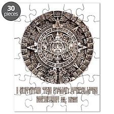 Mayan Doomsday Survivor Puzzle