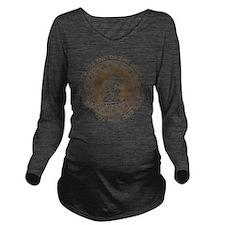 Mayan Calendar 2 Long Sleeve Maternity T-Shirt