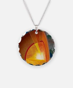 Earth's internal structure,  Necklace