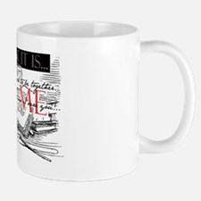 Literati - IT IS WHAT IT IS...YOU...ME. Mug