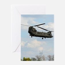 ipadMini_Helicopter_3 Greeting Card