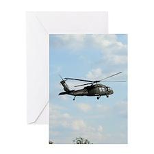 ipadMini_Helicopter_1 Greeting Card