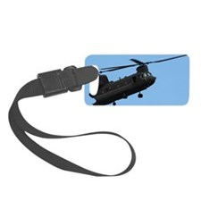 ipadMini_Helicopter_2 Luggage Tag