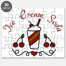 Ice Cream Soda Puzzle
