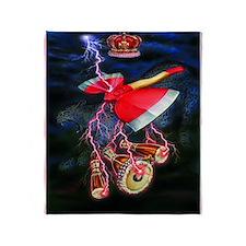 Shango Throw Blanket