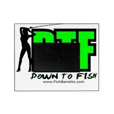 DTF Green Picture Frame