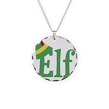 Elf Hat on Elf Necklace
