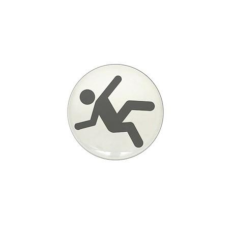 Funny Daredevil Clumsy Shirt Mini Button