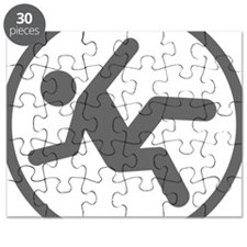 Funny Daredevil Clumsy Shirt Puzzle
