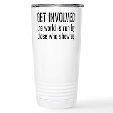 involvedrectangle Travel Mug