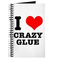 I Heart (Love) Crazy Glue Journal