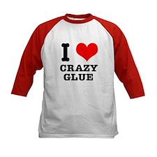 I Heart (Love) Crazy Glue Tee