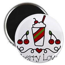 Cherry Lover Magnet