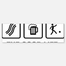 Kickball-AAX1 Sticker (Bumper)