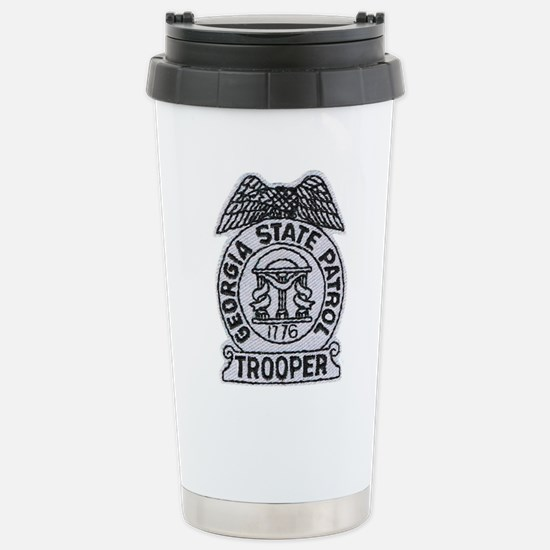 Georgia State Patrol Mugs