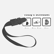 Canoe-Fishing-ABI1 Luggage Tag
