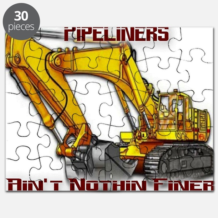 Pipeliners Puzzle