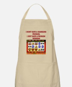 Gambling Problem Apron