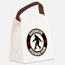 SASQUATCH RESEARCH TEAM T-SHIRTS  Canvas Lunch Bag