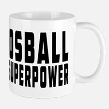Foosball Is My Superpower Mug